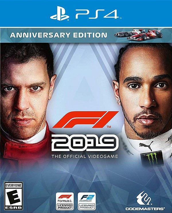F1 2019 - PS4 - Mídia Digital