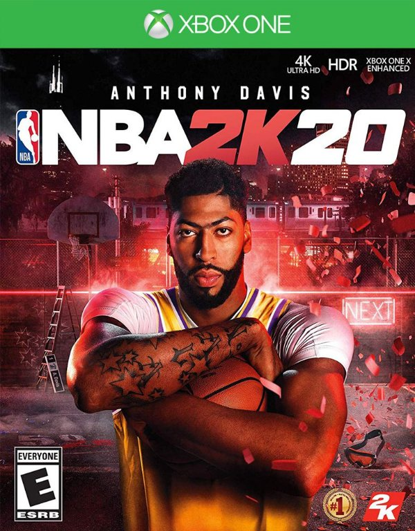 NBA 2K20 - Xbox One - Mídia Digital