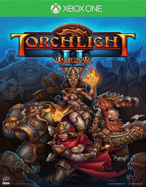 Torchlight II - Xbox One - Mídia Digital
