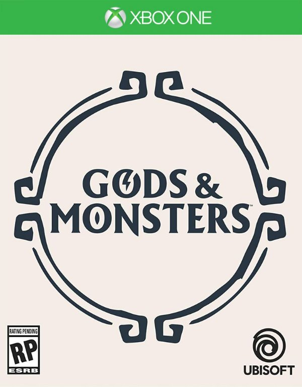Gods & Monsters - Xbox One - Mídia Digital