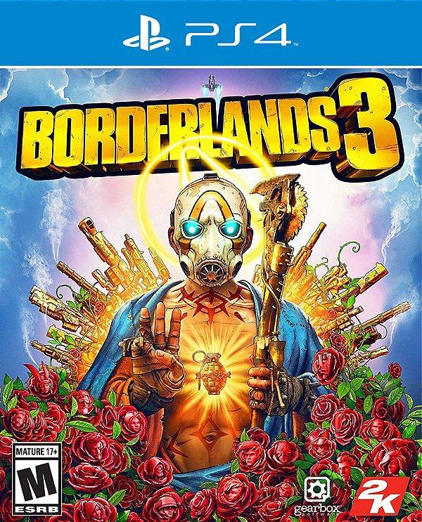 Borderlands 3 - PS4 - Mídia Digital