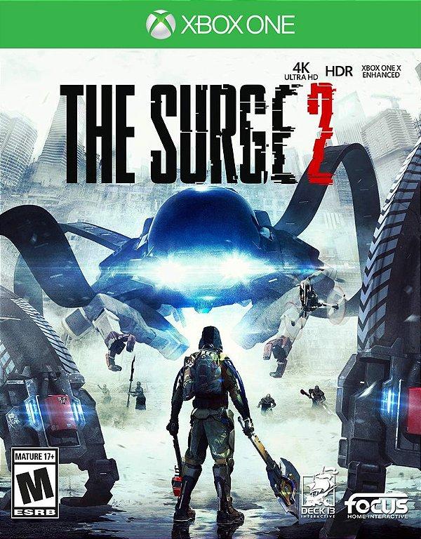 The Surge 2 - Xbox One - Mídia Digital