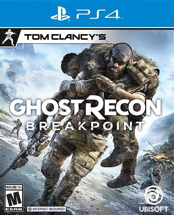 Tom Clancy's Ghost Recon: Breakpoint  - Ps4 - Mídia Digital