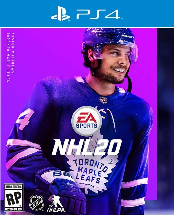 NHL 20 - Ps4 - Mídia Digital