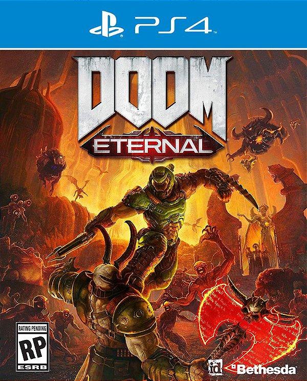Doom Eternal - Ps4 - Mídia Digital