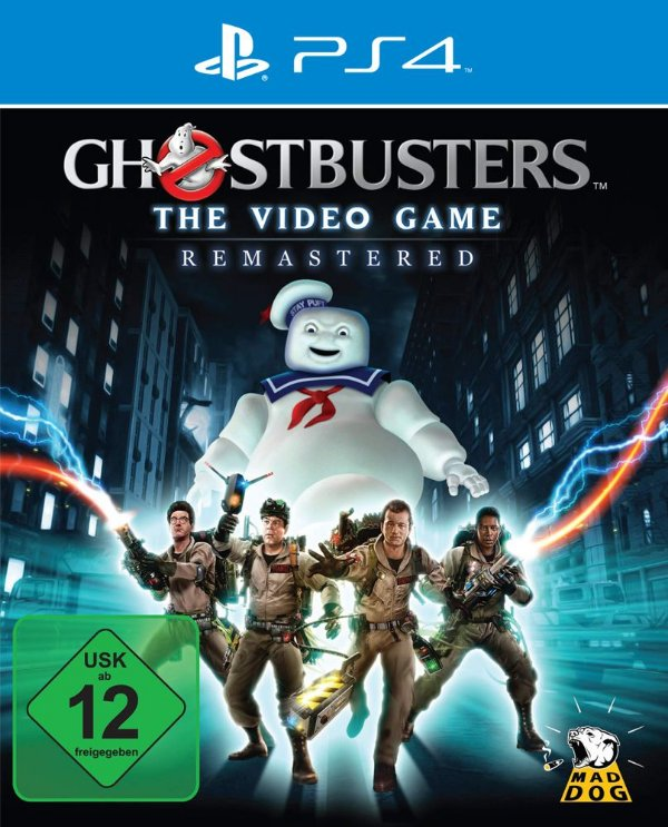 Ghostbusters: The Video Game Remastered - PS4 - Mídia Digital