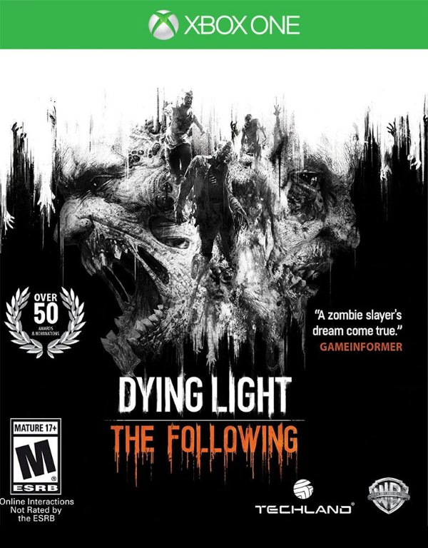Dying Light - Mídia Digital - Xbox One