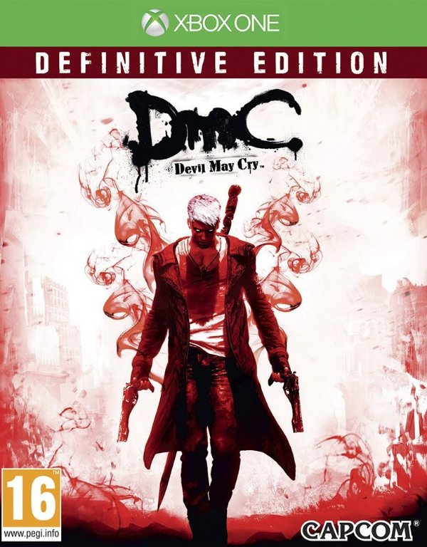 DmC Devil May Cry: Definitive Edition - Mídia Digital - Xbox One