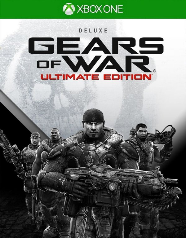 Gears of War: Ultimate Edition: Deluxe Version - Xbox One - Mídia Digital