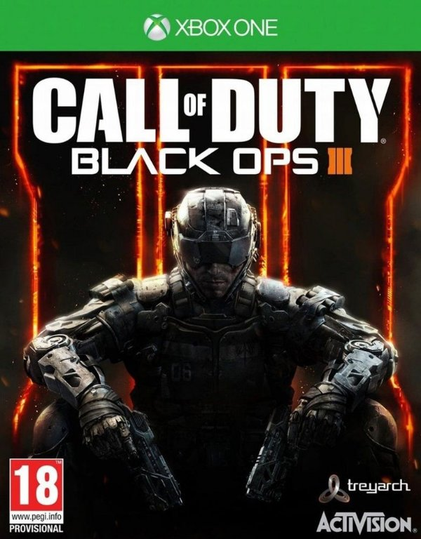 Call of Duty: Black Ops 3 - Xbox One - Mídia Digital