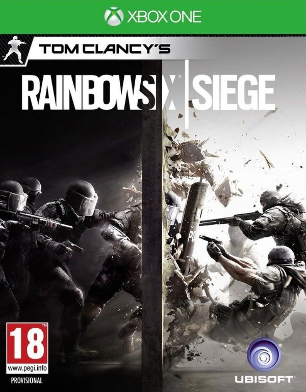 Rainbow Six Siege - Xbox One - Mídia Digital