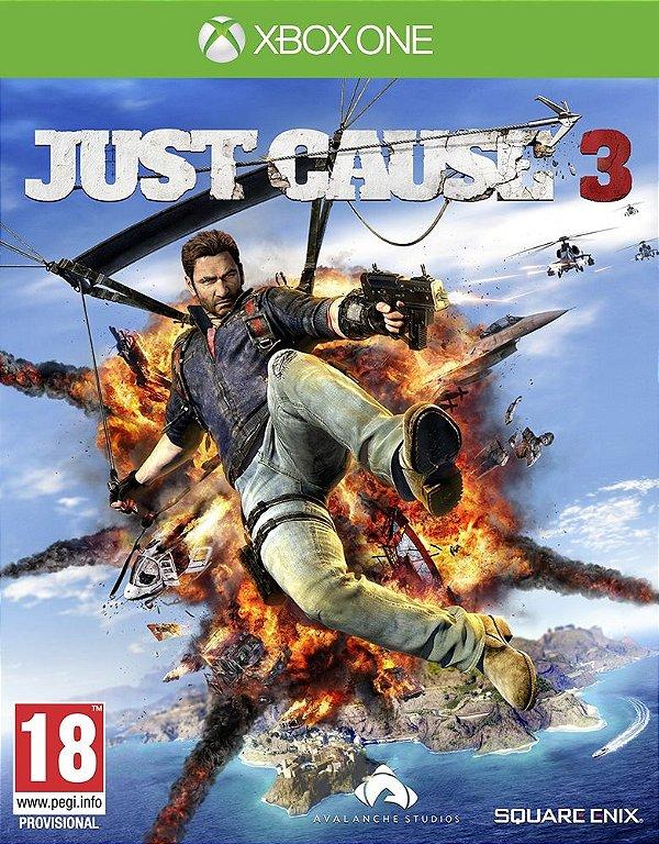 Just Cause 3 - Xbox One - Mídia Digital
