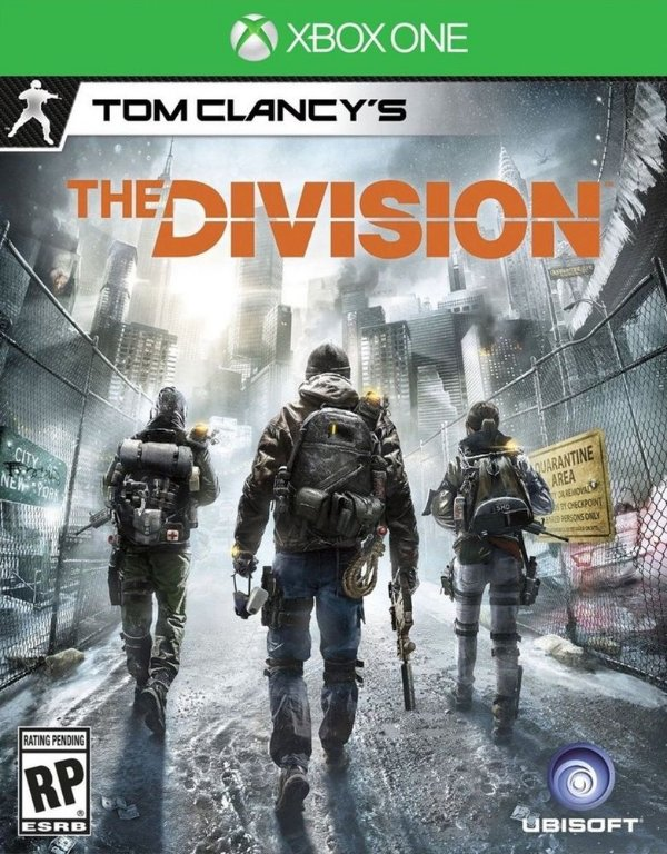 Tom Clancys The Division - Xbox One - Mídia Digital