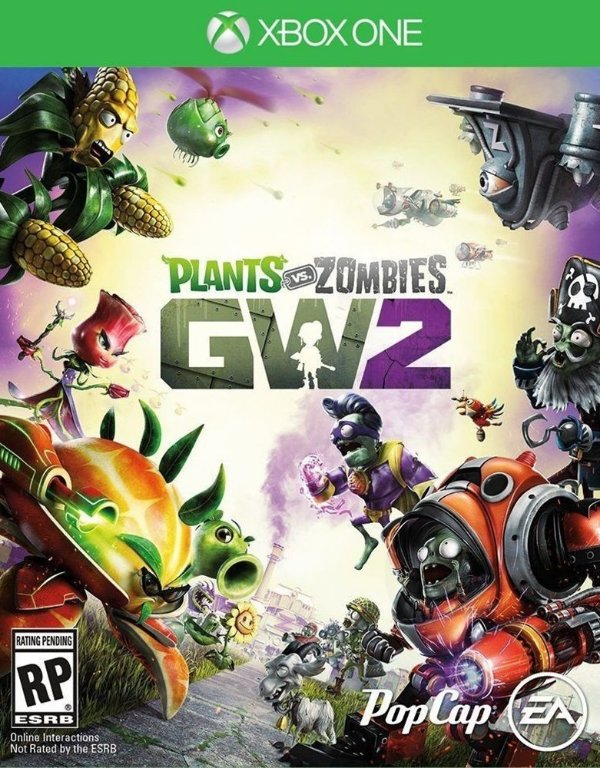 Plants Vs Zombies: Garden Warfare 2 - Xbox One - Mídia Digital