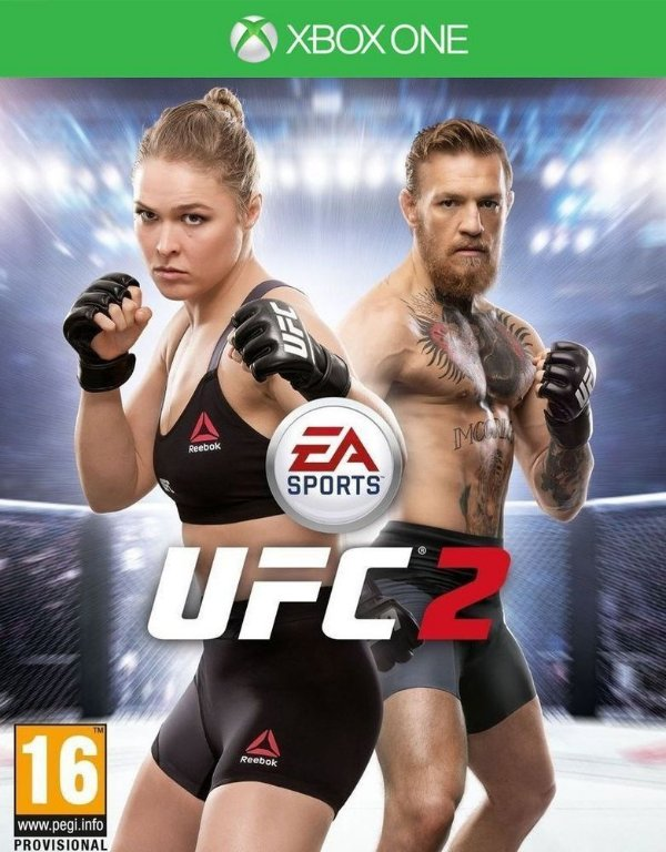 EA Sports UFC 2 - Xbox One - Mídia Digital