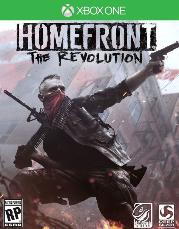 Home Front The Revolution - Xbox One - Mídia Digital
