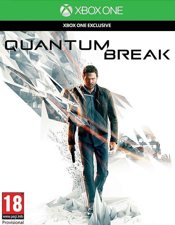 Quantum Break - Xbox One - Mídia Digital