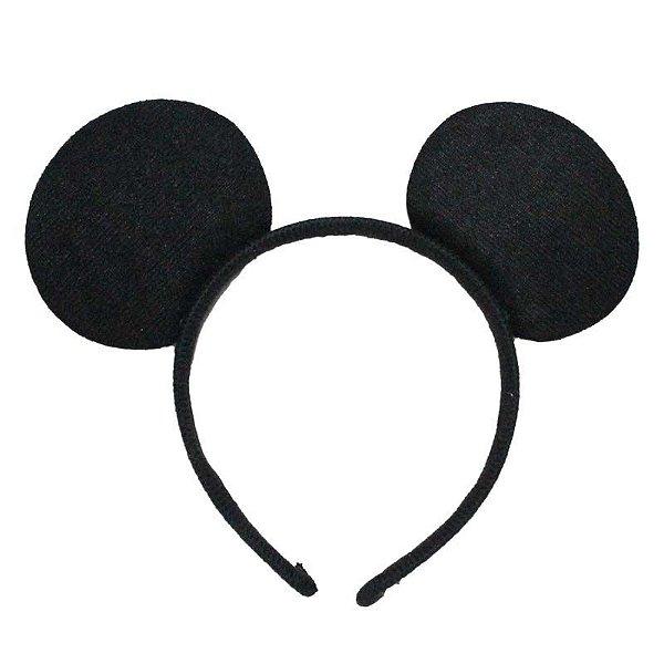 Tiara Orelhinhas Mickey