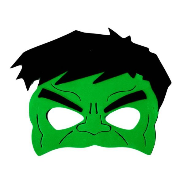 Máscara EVA Hulk