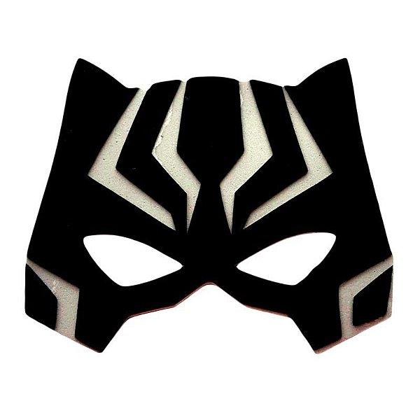 Máscara EVA Pantera Negra