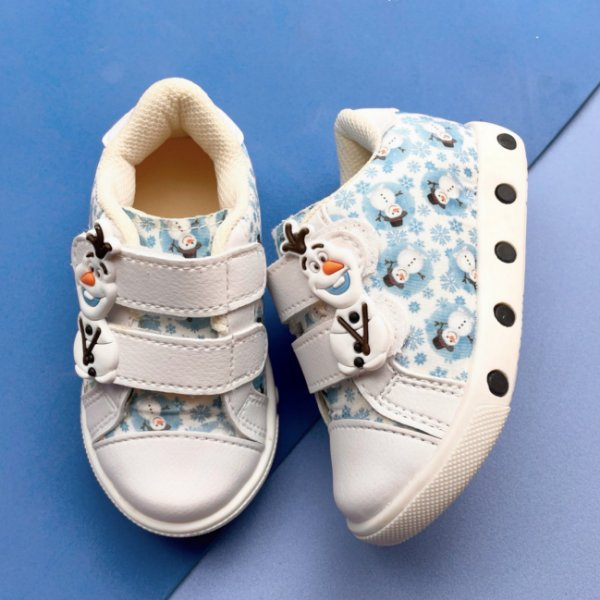 Tênis Bebê Frozen Olaf