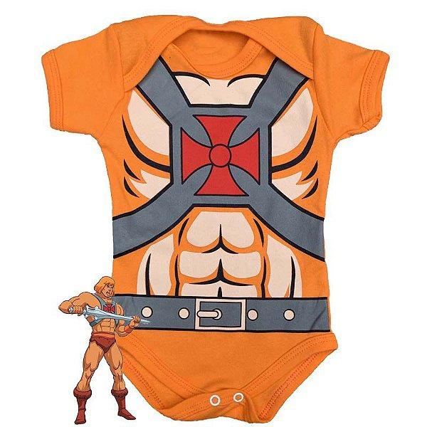 Body Bebê He Man