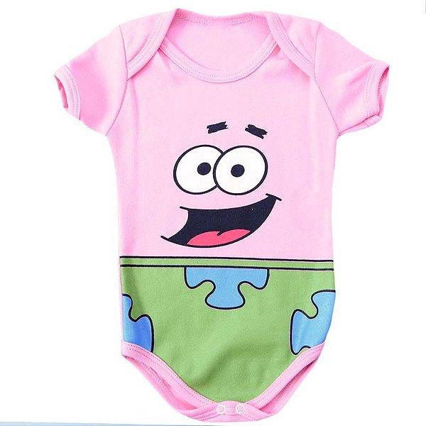 Body Bebê Patrick