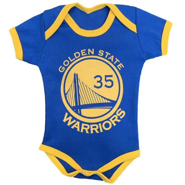 Body Bebê Basquete NBA Golden State Warriors