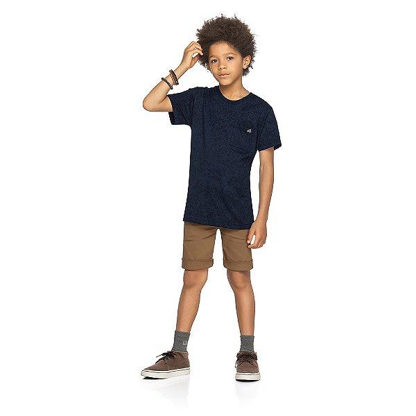 Camiseta Nuvole - Marinho
