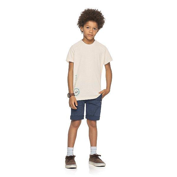 Camiseta Adventure - Off White