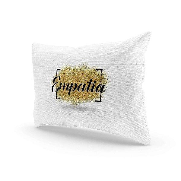Almofada Decorativa - Eu tenho empatia