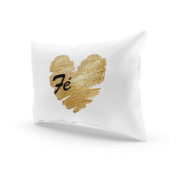 Almofada Decorativa - Eu tenho fé