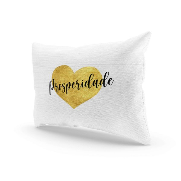 Almofada Decorativa - Prosperidade