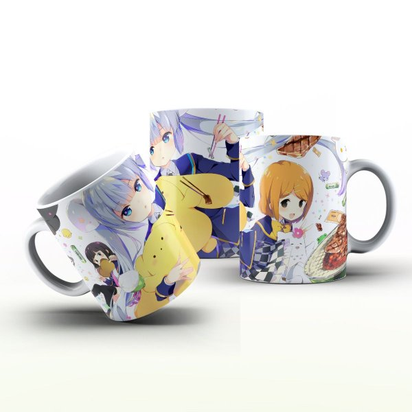 Caneca Personalizada Anime  - Wooser's? Hand-To-Mouth Life