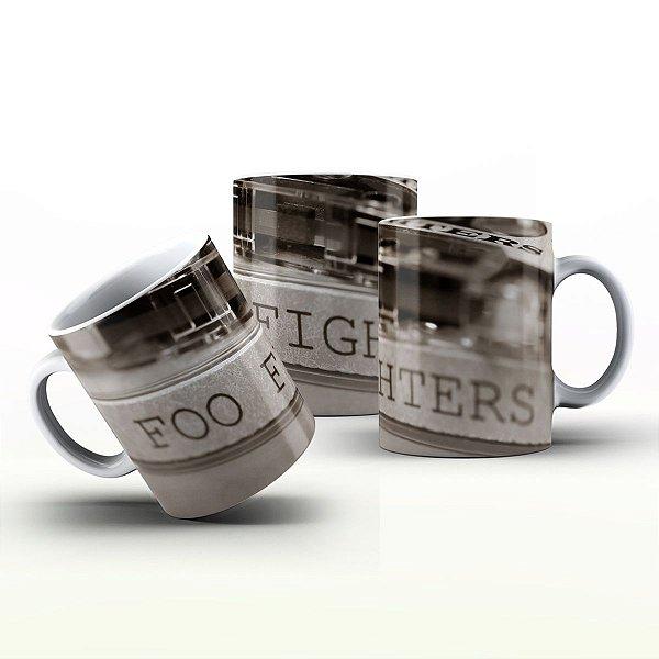 Caneca Personalizada Bandas  - Foo Fighters