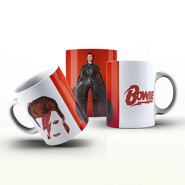 Caneca Personalizada Bandas - Bowie
