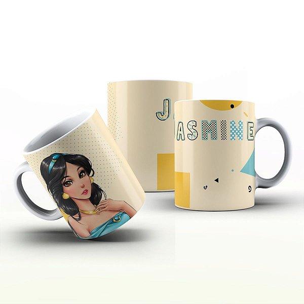 Caneca Personalizada  - Jasmine