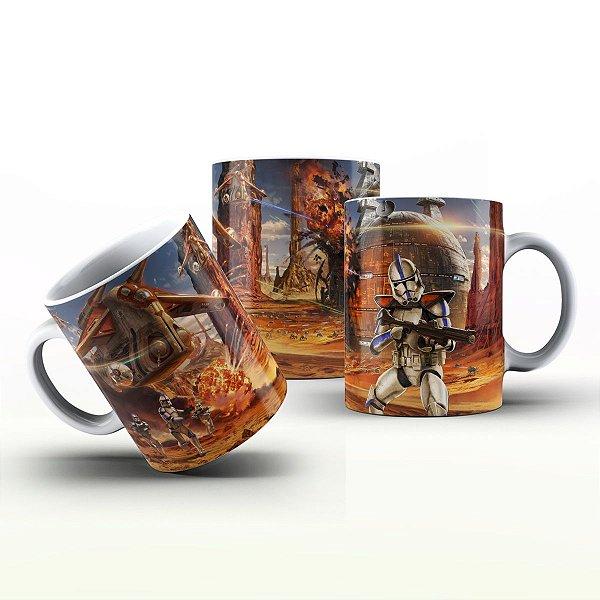 Caneca Personalizada Filmes  - Star Wars