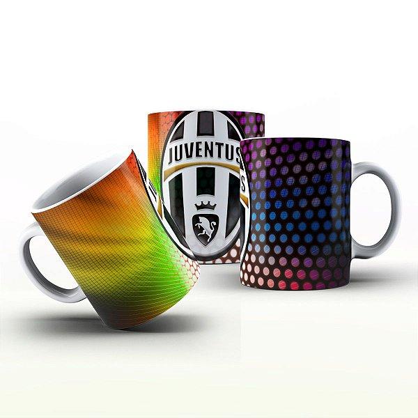 Caneca Personalizada Futebol  - Juventus