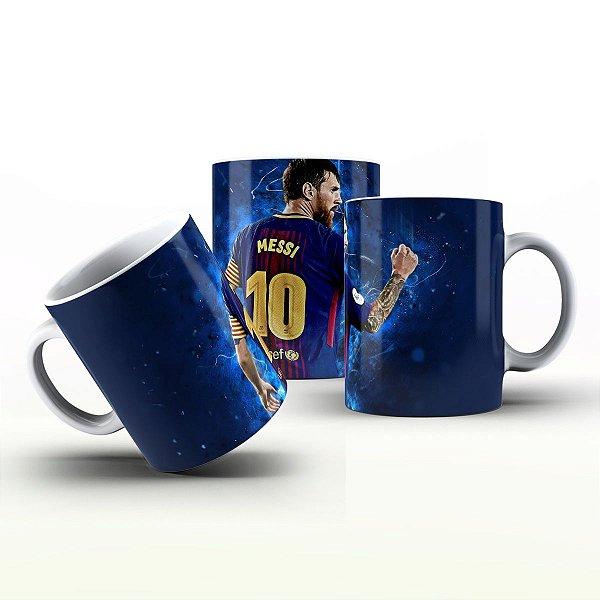Caneca Personalizada Futebol  - Messi