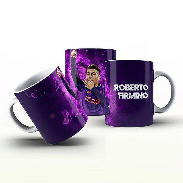Caneca Personalizada Futebol  - Rodolfo Firmino