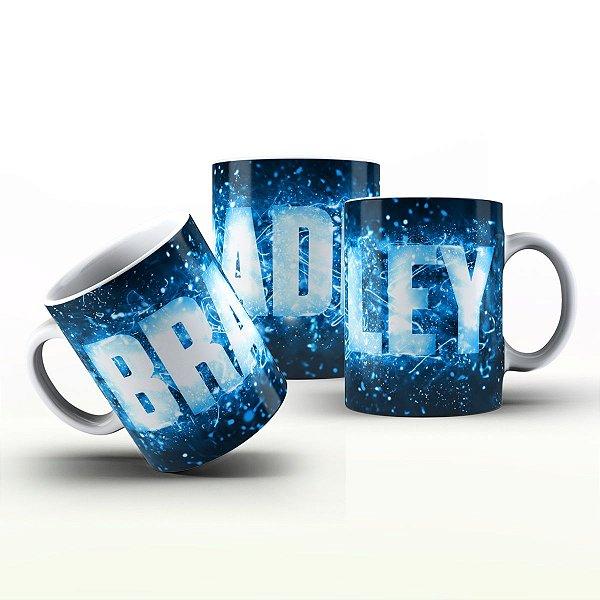 Caneca Personalizada X Tudo - Bradley