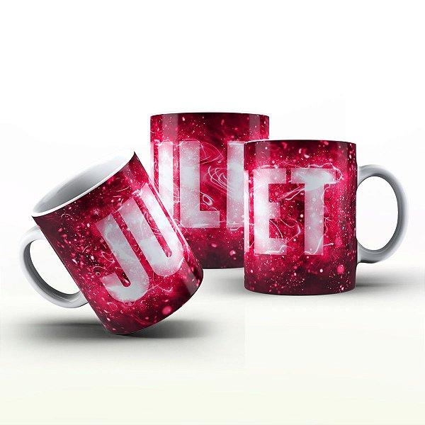 Caneca Personalizada X Tudo - Juliet