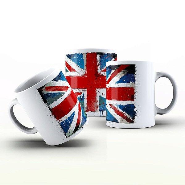 Caneca Personalizada X Tudo - Reino Unido