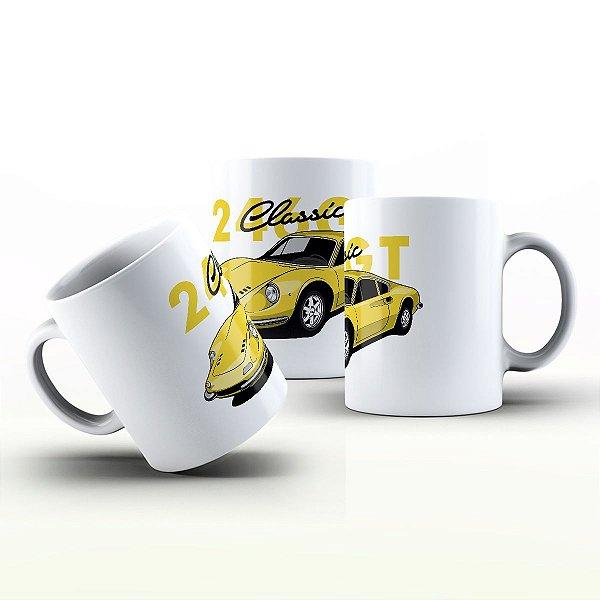 Caneca Personalizada Automóveis  - Classico 246GT