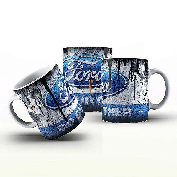 Caneca Personalizada Automóveis  - Ford