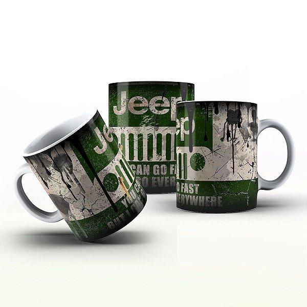 Caneca Personalizada Automóveis  - Jeep 1