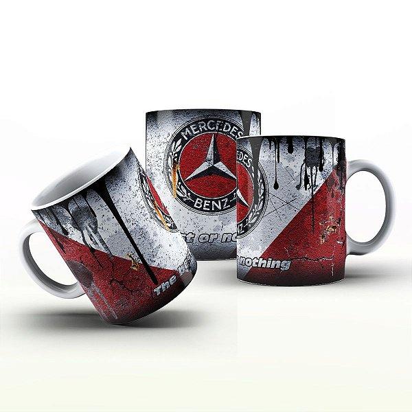 Caneca Personalizada Automóveis  - Mercedes Benz 2