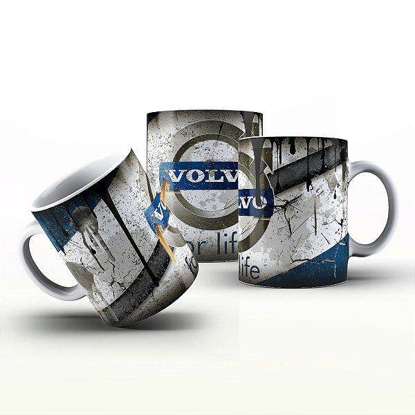 Caneca Personalizada Automóveis  - Volvo