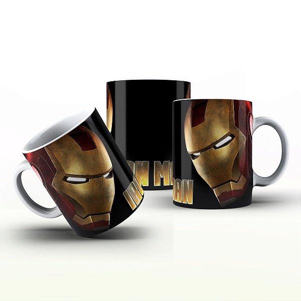 Caneca Personalizada Heróis  - Homem de Ferro 4